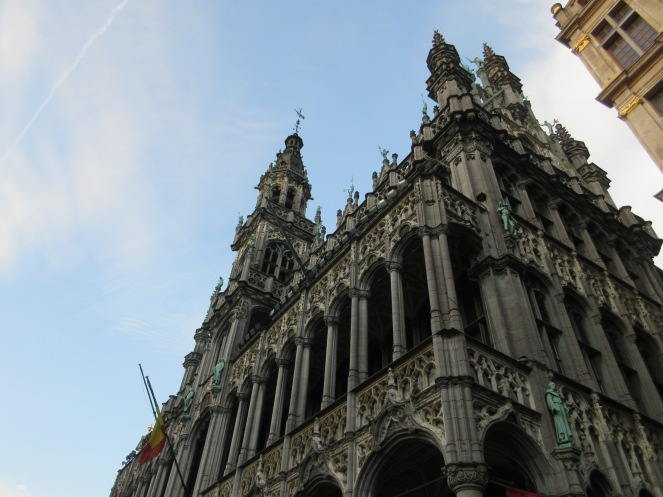 I was shipped off to belgium brussels bruges and ghent for Art mural nivelles