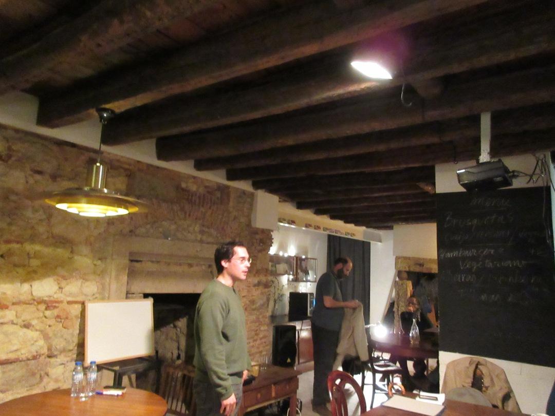 PubhD Lisboa - Explain your PhD in a bar